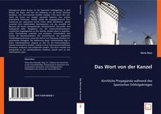 Bookcover of Das Wort von der Kanzel