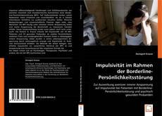 Copertina di Impulsivität im Rahmen der Borderline-Persönlichkeitsstörung