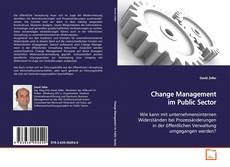 Bookcover of Change Management im Public Sector