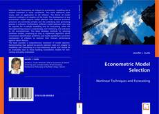 Bookcover of Econometric Model Selection