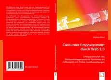 Bookcover of Consumer Empowerment durch Web 2.0