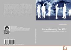 Buchcover von Europäisierung der SPD?