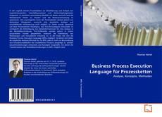 Bookcover of Business Process Execution Language für Prozessketten
