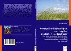 Capa do livro de Konzept zur nachhaltigen Nutzung der deutschen Nordseeküste
