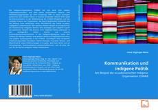 Kommunikation und indigene Politik kitap kapağı