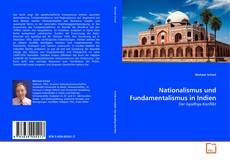 Capa do livro de Nationalismus und Fundamentalismus in Indien
