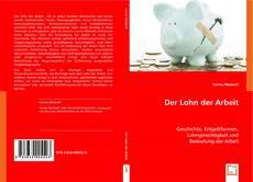 Portada del libro de Der Lohn der Arbeit