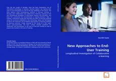 Portada del libro de New Approaches to End-User Training