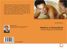 Bookcover of Wellness in Deutschland