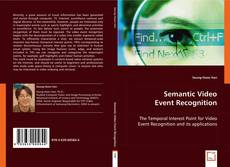 Capa do livro de Semantic Video Event Recognition
