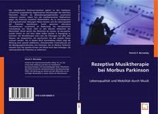 Buchcover von Rezeptive Musiktherapie bei Morbus Parkinson