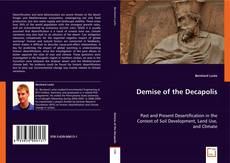 Copertina di Demise of the Decapolis