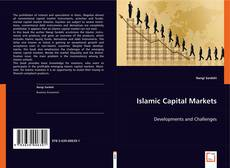 Buchcover von Islamic Capital Markets