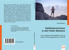 Bookcover of Gipfelstürmerinnen in den Public Relations