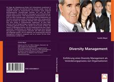 Bookcover of Diversity Management