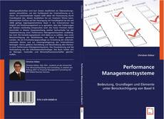 Bookcover of Performance Managementsysteme