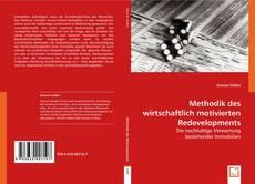Bookcover of Methodik des wirtschaftlich motivierten Redevelopments