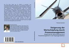Buchcover von Steigerung der Wertschöpfung durch Prozessmanagement