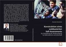 Portada del libro de Konstruktion eines webbasierten Self-Assessments