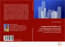 Capa do livro de Augmented Reality for First Response Scenarios
