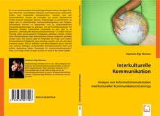 Bookcover of Interkulturelle Kommunikation