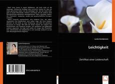 Bookcover of Leichtigkeit