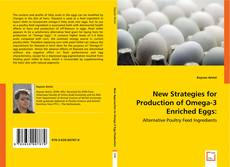 Buchcover von New Strategies for Production of Omega-3 Enriched Eggs: