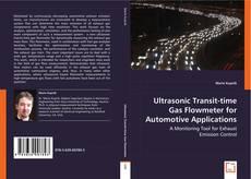Ultrasonic Transit-time Gas Flowmeter for Automotive Applications kitap kapağı