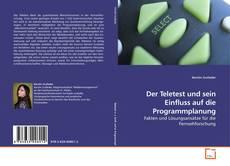 Bookcover of Der Teletest und sein Einfluss auf die Programmplanung