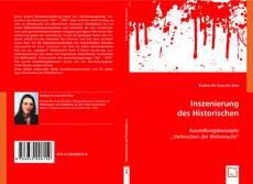 Bookcover of Inszenierung des Historischen