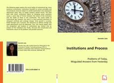 Portada del libro de Institutions and Process