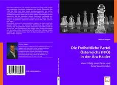 Capa do livro de Die Freiheitliche Partei Österreichs (FPÖ) in der Ära Haider