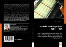 Buchcover von Melodie und Rhythmus 1957 - 1991