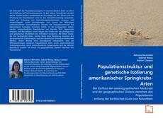 Populationsstruktur und genetische Isolierung amerikanischer Springkrebs-Arten的封面