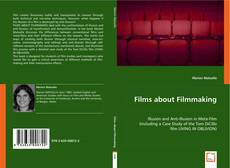 Bookcover of Films about Filmmaking