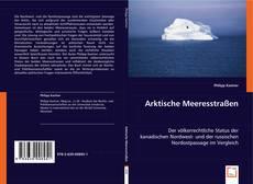 Buchcover von Arktische Meeresstraßen