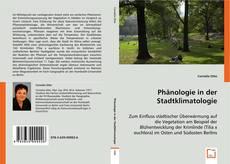 Обложка Phänologie in der Stadtklimatologie