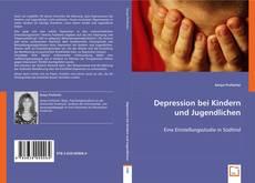 Capa do livro de Depression bei Kindern und Jugendlichen