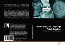 Couverture de Technology and Language Arts Education