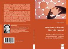 Bookcover of Immunevasion von Borrelia hermsii