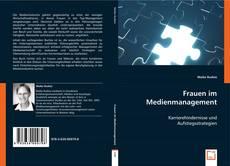 Buchcover von Frauen im Medienmanagement