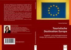 Borítókép a  Touristische Destination Europa - hoz