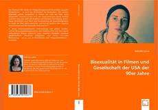 Copertina di Bisexualität in Filmen und Gesellschaft der USA der 90er Jahre
