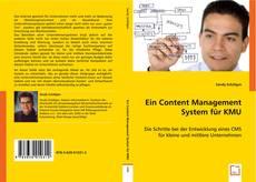 Portada del libro de Ein Content Management System für KMU