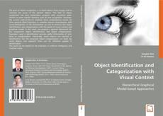 Capa do livro de Object Identification and Categorization with Visual Context