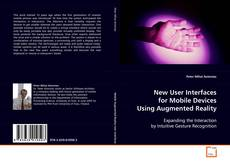 Capa do livro de New User Interfaces for Mobile Devices Using Augmented Reality