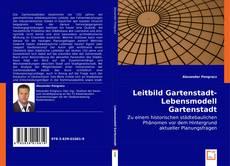 Buchcover von Leitbild Gartenstadt-Lebensmodell Gartenstadt
