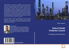 Bookcover of Robust Model Predictive Control