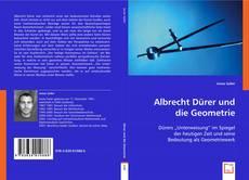 Buchcover von Albrecht Dürer und die Geometrie