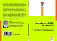 Buchcover von Kompetenzmodell für Führungskräfte